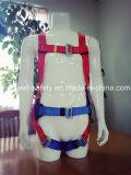 Plein harnais de corps avec le mode fixe de Deux-Point (EW0314H)