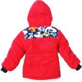 Soem-kundenspezifischer Kind-Kleidungs-Winter-Mantel