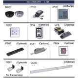 Veze Plastikausgangs-Drucktastenschalter