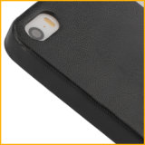 Cel Phone Case voor iPhone Hard Back Pu Leather