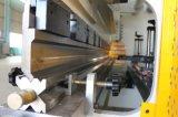 Aluminiumbremsen-Presse-Edelstahl-Blatt-verbiegende Maschine