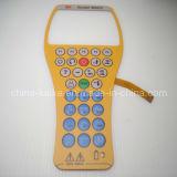 円形ボタンの膜スイッチキーパッドキーボード
