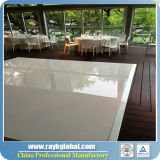 ¡Caliente! ¡! ¡! Dance Floor de madera blanco para la venta y PVC Dance Floor
