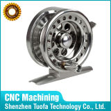 Hohe Präzision CNC-maschinell bearbeitensalzwasser-Fischen-Bandspule-Großhandelsteile hergestellt in China