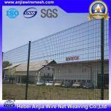 Cerca revestida del acoplamiento de alambre de la cerca del polvo/PVC Holanda con (CE y SGS)