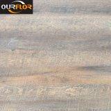 Nouveaux carreaux de carreaux de vinyle de céréales de couleur WPC avec interverrouillage de clic