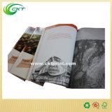 Novela feita sob encomenda da impressão A4/A5/impressão Softcover do livro/compartimento (CKT-BK-013)