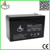 12V 7ah de Verzegelde Zure Batterij van het Lood van het Onderhoud Vrije