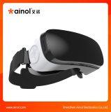 Des Android-5.1 Glas-Realität-Gläser Vierradantriebwagen-des Kern-3D video