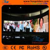 Panneau polychrome de l'Afficheur LED P5 pour l'installation d'intérieur de fixation