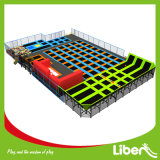 Арена Trampoline, крытый парк атракционов Trampoline