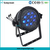 Ce Outdoor Waterproof Zoom 36*3W RGBW LED PAR voor Party/Garden