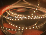 Ce contabilità elettromagnetica LVD RoHS di SMD2835-120-Ww due anni di garanzia, indicatore luminoso di striscia flessibile bianco caldo del LED