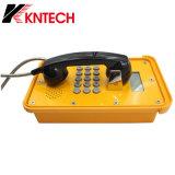 Телефон Knsp-16 Sos телефона Anti-Explosion телефона непредвиденный