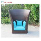 patio Chair C 옥외 정원 가구 현대 고리 버들 세공 상한 임금