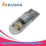 2016 lampadina automatica di nuovo T10/T8 3SMD3030 più piccolo formato LED di anno