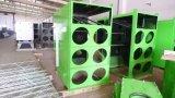 Alto sistema eficiente de la eliminación del polvo del cartucho