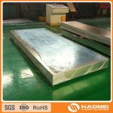 5052 5083 Feuille d'alliage d'aluminium de qualité marine