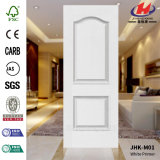 White HDF Interior Molded Flush Primer Door Skin