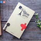 Фабрика Sell Magnetic Kraft Paper Hard Cover Notebooks с Box