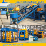 Qt6-15 Interlocking Hydraulic Hollow Block Molding Machine für Sale