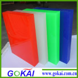 Gokai는 3개 mm 색깔 아크릴 장 4*8를 공급한다