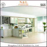 N及びL純木の組み立てユニット家具の台所
