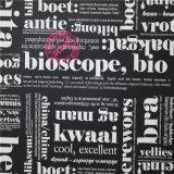 Neueste bunte Zeitung gedrucktes Belüftung-Leder für Sofa Furnture Material
