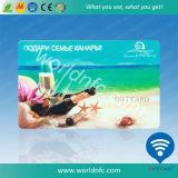 Muestra libre de bloqueo elegante programable de la tarjeta del bajo costo RFID