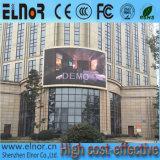 Tabellone per le affissioni pieno esterno caldo del video a colori di vendita P4.81