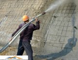 Shotcrete-Pumpe