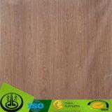 Papel de madeira decorativo da grão para MDF, HPL, assoalho