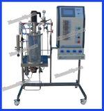 実験室のための細胞培養のガラス発酵槽か大学または工場