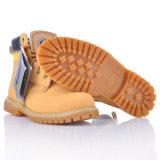 Zapatos de seguridad protectores profesionales de Goodyear de la alta calidad M-8179 Brown