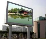 El alto brillo P16 impermeabiliza la publicidad de la tablilla de anuncios de LED de Digitaces