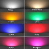 luz colorida da arruela da parede do diodo emissor de luz do poder superior 12W