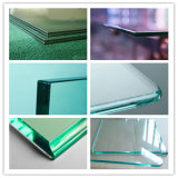 Macchina per la frantumazione del bordo di vetro orizzontale di CNC