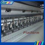 Impressora de matéria têxtil da alta qualidade 1.6m Digitas de Garros para a tela do poliéster