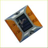 Le ce RoHS a reconnu le goujon solaire de route de l'aluminium DEL de réflecteur de 3m