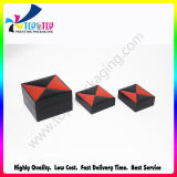Approvisionnements professionnels de fabrication de cartons de bijou de papier de modèle d'OEM d'usine