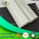 Papier étonnant excentré couché par couleur de perle de bonne qualité
