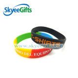 Commercio all'ingrosso caldo Handmade di gomma del braccialetto del silicone per il regalo