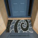 Красивейшее естественное украшение дома циновки двери