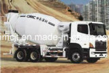 De Vrachtwagen van de Concrete Mixer van Hino 6X4