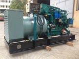 Cummins Engine 30kw 4bt3.9-G1は深海コントローラが付いているタイプ海洋のディーゼル発電機を開く