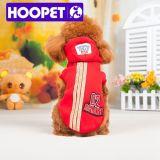 Vêtements canins occasionnels de chien de sports élégants occasionnels