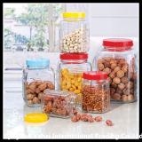botella de cristal del almacenaje del alimento 720ml
