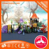 Spätestes Entwurfs-Kind-Spiel-Geräten-im Freienspielplatz-Plättchen für Schule