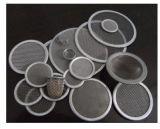 Disco del filtro del acero inoxidable de la buena calidad de la alta precisión