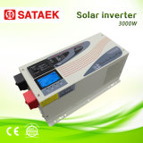 Solarinverter Gleichstrom des Cer-Bescheinigung-Haushalts-3000W zu Wechselstrom